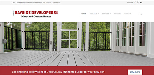 Cecil County Maryland Website Design Company Web Design And Development Services By Imagebuilders Web Design In Elkton Md
